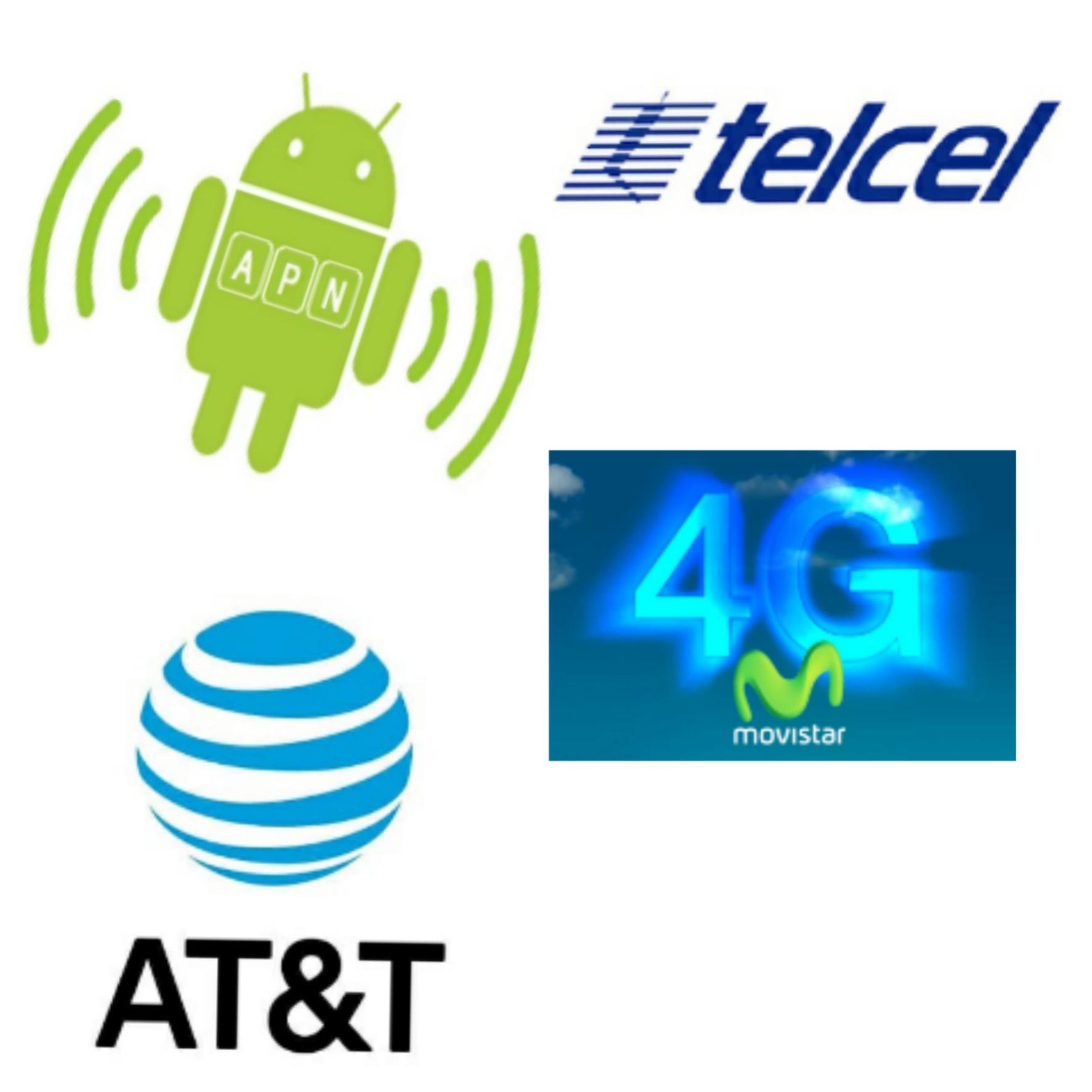 ᐅ•• Como Configurar APN Telcel, Movistar, AT&T Mexico
