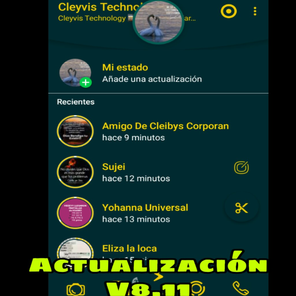 WhatsApp Aero V8.11