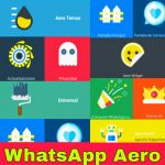 Descargar WhatsApp Aero V8.10 última versión || Download WhatsApp Aero 2019