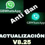 Download GBWhatsApp APK 8.25 || Descargar GBWhatsApp última versión Anti-Ban 2020
